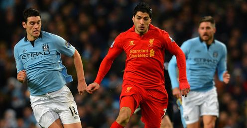 Man City v Liverpool: winner will be champions, says Merson