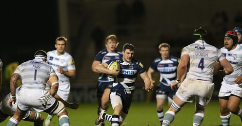 Tom Brady of Sale Sharks