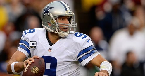Tony Romo: 'made to seem almost a figure of hapless fun'