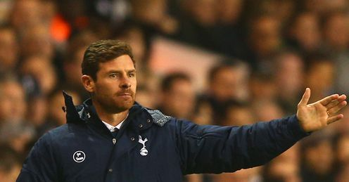 Andre Villas-Boas: Liverpool loss was final straw for Daniel Levy