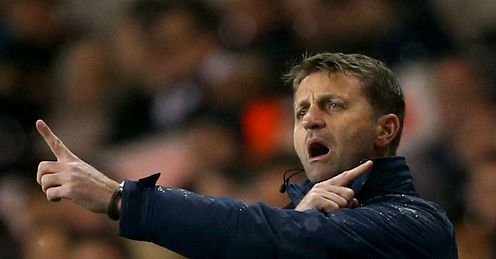 A win for Tim: Merse says Sherwood will lead Spurs to victory over West Brom