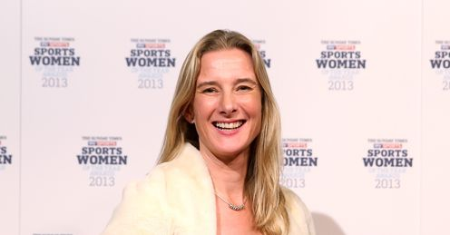 SARAH WINCKLESS SPORTSWOMEN OF THE YEAR INSPIRATION AWARD