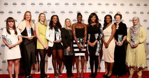 SPORTSWOMEN OF THE YEAR SKY STUDIOS AWARD WINNERS