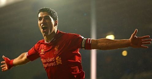Suarez: shooting from better positions has improved goal return