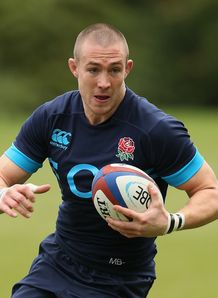 mike brown england
