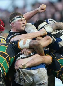 Heineken Cup Pool 1: Dylan Hartley proud after Northampton's win over Castres