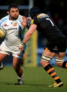 hoani tui exeter chiefs london wasps