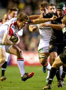 andrew trimble leicester ulster