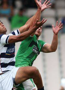 Akira Ioane for Auckland in Sevens competition