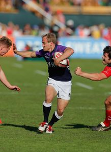 Andrew Turnbull for Scotland Sevens