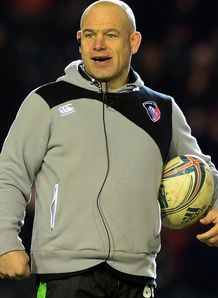 Aviva Premiership: Richard Cockerill remains cautious over play-offs