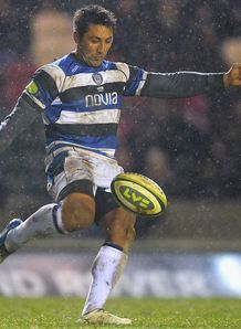 Amlin Challenge Cup: Mike Ford praised Gavin Henson after Bath beat Brive