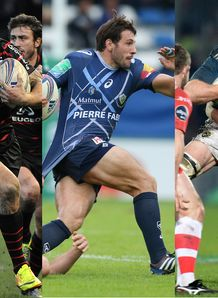Heineken Cup team of the week 5 2014