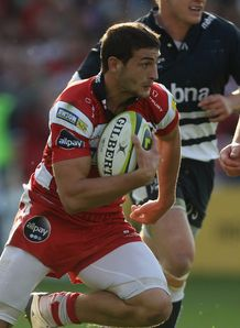 Jonny May Gloucester LV Cup