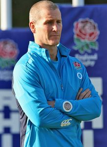 SKY_MOBILE Stuart Lancaster England training