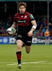 david strettle saracens connacht