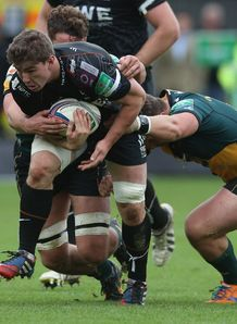 Sam Lewis for Ospreys