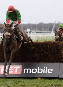 The Rainbow Hunter captures Sky Bet Chase