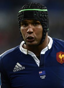 Thierry Dusautoir France 2014