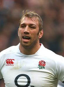 CHRIS ROBSHAW England captain