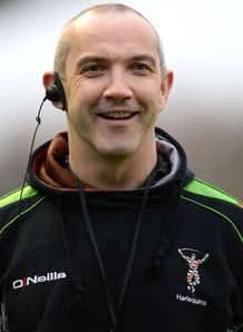 Aviva Premiership: Quins boss Conor O'Shea praises Sam Smith for part in Worcester win