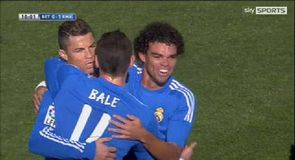 Real Betis 0-5 Real Madrid
