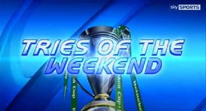 Tries of the weekend – Round 6