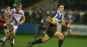 Ospreys wear down Dragons