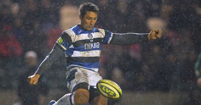 Henson eyes World Cup as fly-half