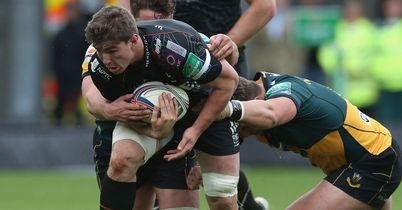 Lewis setback for Ospreys