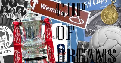 CUP-OF-DREAMS-WIGAN ATHLETIC Wigan