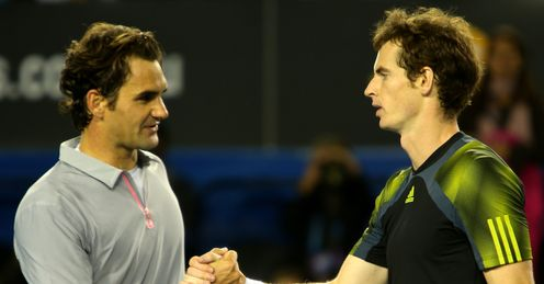 Barry is backing Murray to dispatch Federer in four sets Down Under