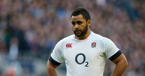 billy vunipola england