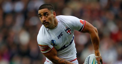 Rangi Chase is among the plethora of new signings at Salford