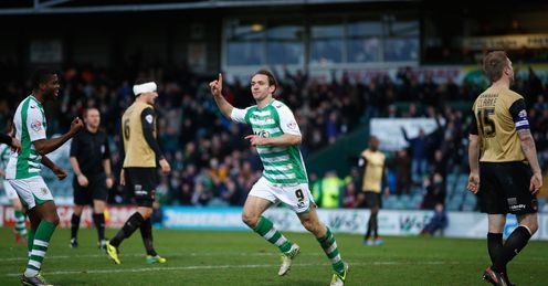 Yeovil edge to Doncaster win