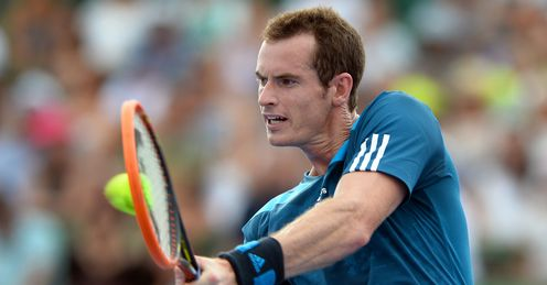 Murray will combat Japan's Go Soeda in his first match Down Under