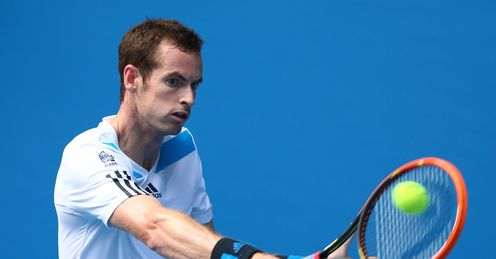 Murray in a hurry: Brit dispatched Soeda in straight sets
