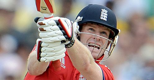 Morgan: could IPL snub herald an England return?