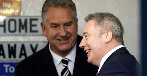 McCoist: No crisis at Rangers