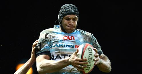 Scarlets need to negate Racing's lineout, says Jonathan