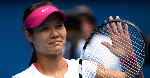 Li Na: Grand Slam final experience gives her advantage, says Barry