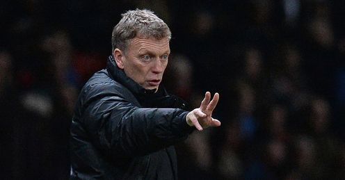 Moyes: half-time changes worked for United