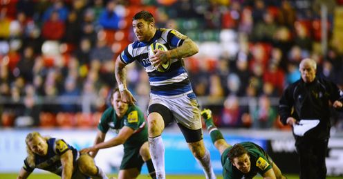 Matt Banahan of Bath