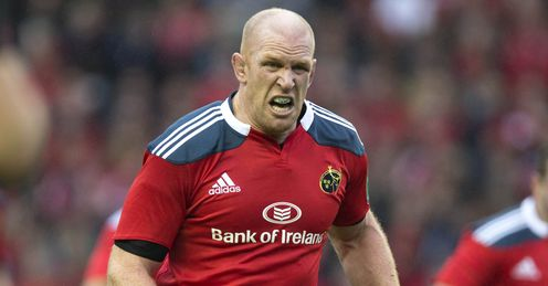 Paul O Connell Munster