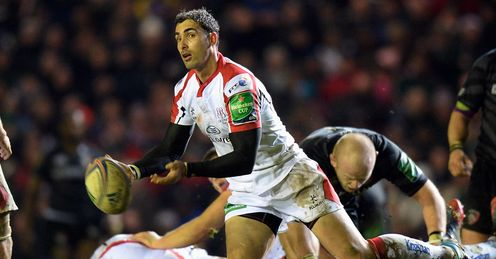 Ruan Pienaar: magnificent for Ulster