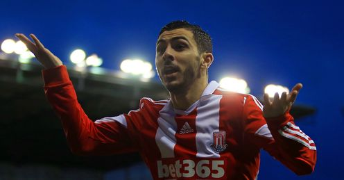 Stoke won't meet Assaidi price