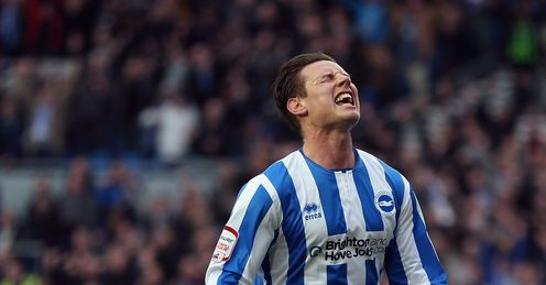 Hoskins enjoys Brighton return