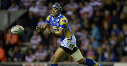 Ben Jones-Bishop Leeds Rhinos Super League Rugby league