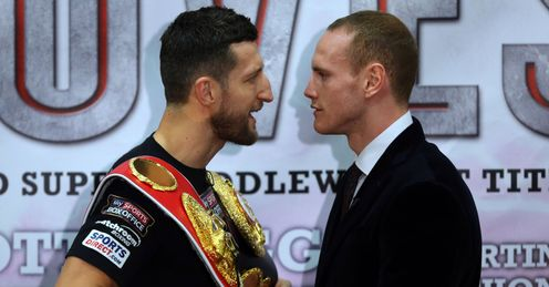 It's on... again: it will happen says Johnny Nelson but it is not sure that it gets any easier for Groves