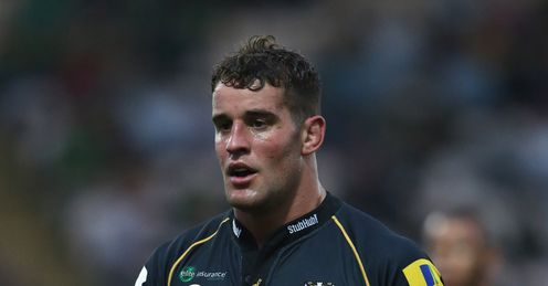 Calum Clark Northampton Saints Rugby union
